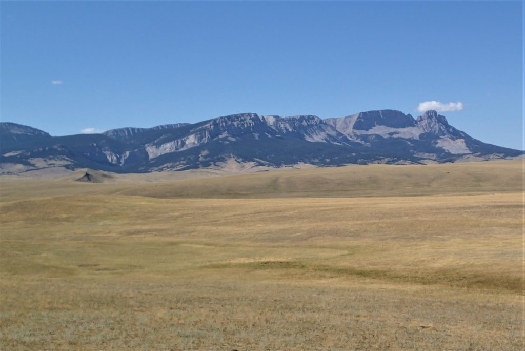 Rocky Mountain front range. Project Remote